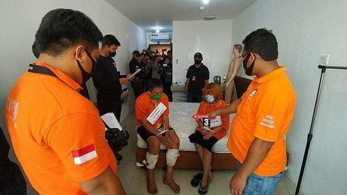 Polisi Gelar Rekonstruksi Mutilasi di Apartemen: Ada 37 Adegan, Mulai Rencana hingga Siapkan Lubang
