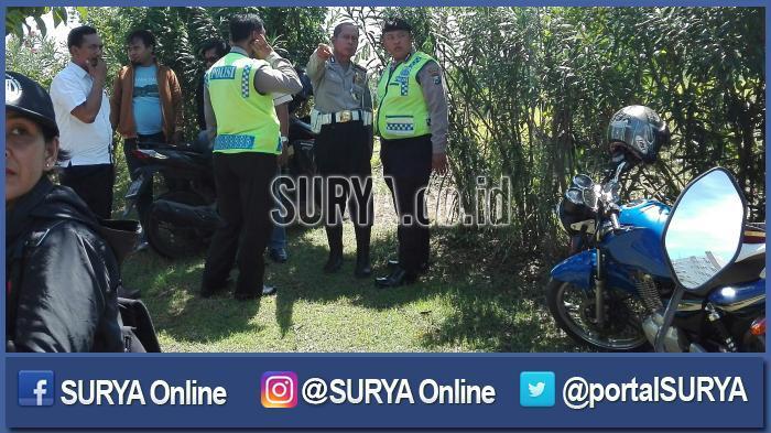 Puluhan Polisi Amankan Rekontruksi Pembunuhan ABG Surabaya