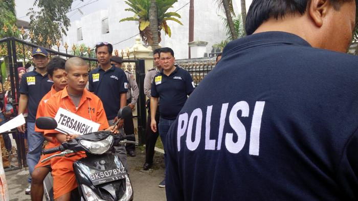 Tiga Pembunuh Mantan Sekjen DPP Aceh Sepakat Jalani Sidang Perdana