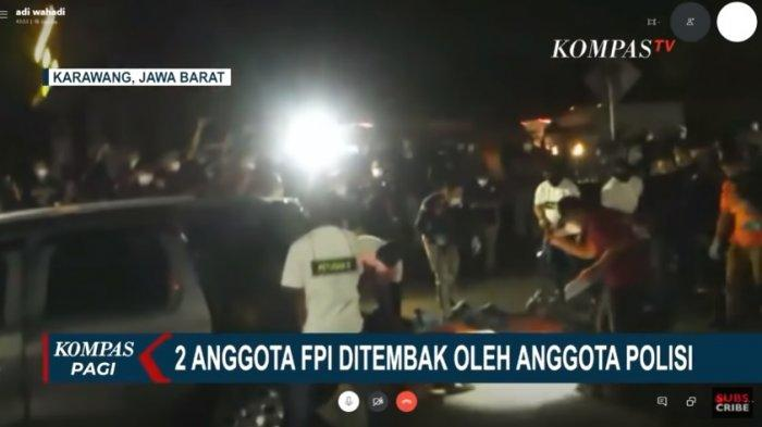 Terungkap, Polisi Ambil CCTV dan Hapus Rekaman Saksi Terkait Bentrok di KM 50 Tol Jakarta-Cikampek