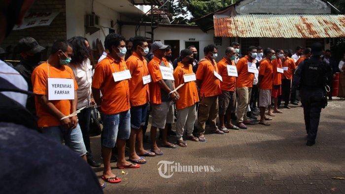 22 Anak Buah John Kei Diputus Bersalah, 13 Divonis 2 Tahun dan 9 Lainnya 1 Tahun 8 Bulan Penjara