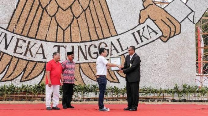 Pemenang Festival Gapura Tujuh Belasan Diundang ke Istana