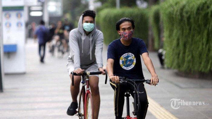 Karena Pakai Masker Saat Bersepeda, Dua Warga Semarang ini Kena Gangguan Napas dan Meninggal Dunia