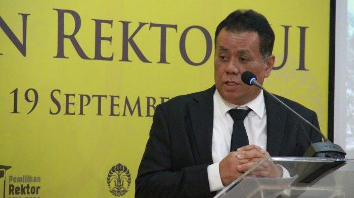 BREAKING NEWS - Rektor UI Ari Kuncoro Mundur dari Posisi Komisaris BUMN