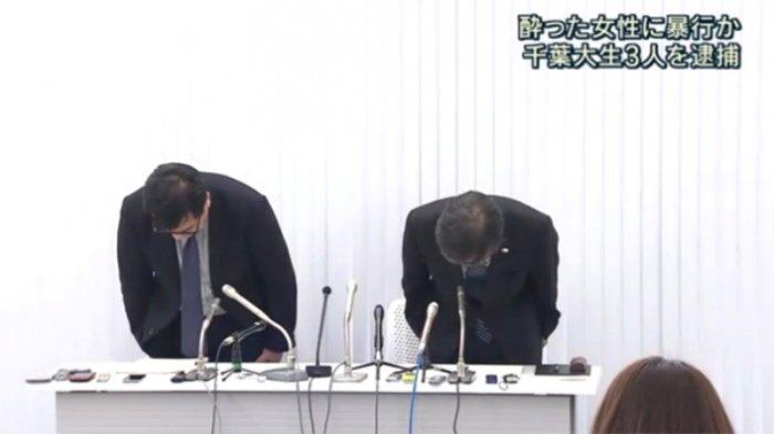 Mahasiswa Tiga Universitas Besar Jepang Lakukan Kekerasan Terhadap Wanita