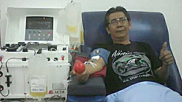 Kisah Djiko, Pendonor Darah 209 Kali Tapi Masih Trauma Jarum Suntik