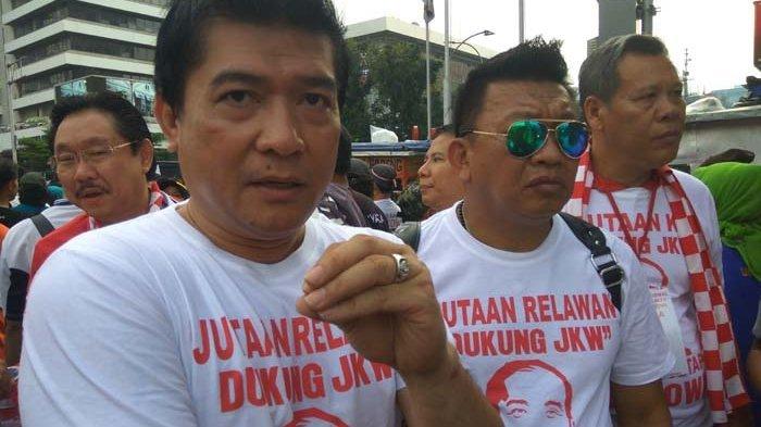 Tanggapi #2019GantiPresiden, Relawan: Hanya Tuhan yang Bisa Kalahkan Jokowi di 2019