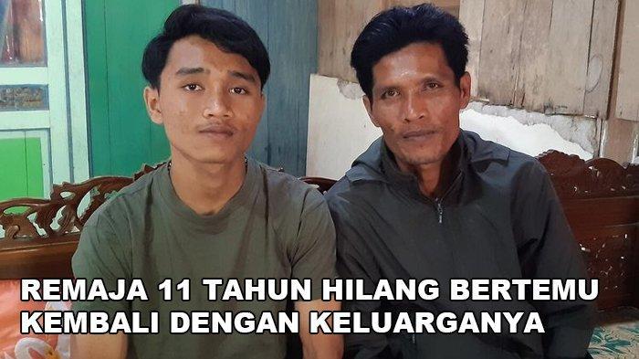 Kisah Lengkap Remaja Sragen 11 Tahun Hilang di Jakarta, Bisa Bertemu Keluarga Berkat Google Maps