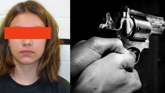 Pamer Habis Beli Senjata Api, Gadis 18 Tahun Ancam Bakal Tembak 400 Orang
