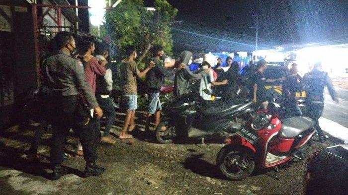 Polisi Amankan 11 Remaja Terlibat Perkelahian di Sumbawa, 5 Sepeda Motor Disita