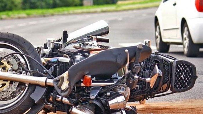 Hendak Silaturahmi di Momen Lebaran, Pasutri Meninggal Tertabrak Mobil di Jalan