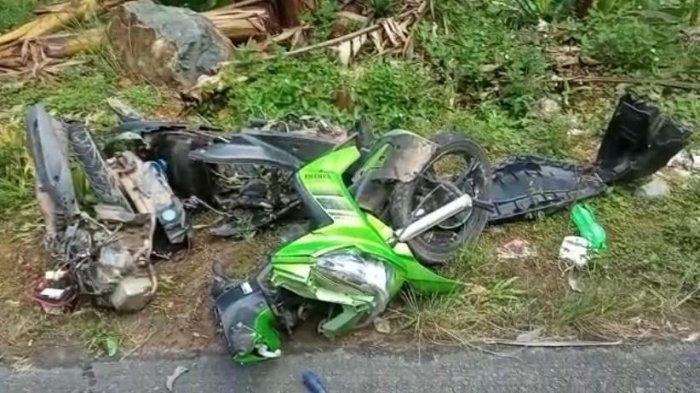 Remaja Tewas Tertabrak Mobil di Kepulauan Anambas, Motor yang Dikendarai Hancur Tak Berbentuk