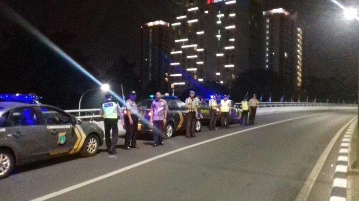 Didatangi Tentara dan Polisi, Remaja yang Kongkow di Flyover Kalibata Bubar