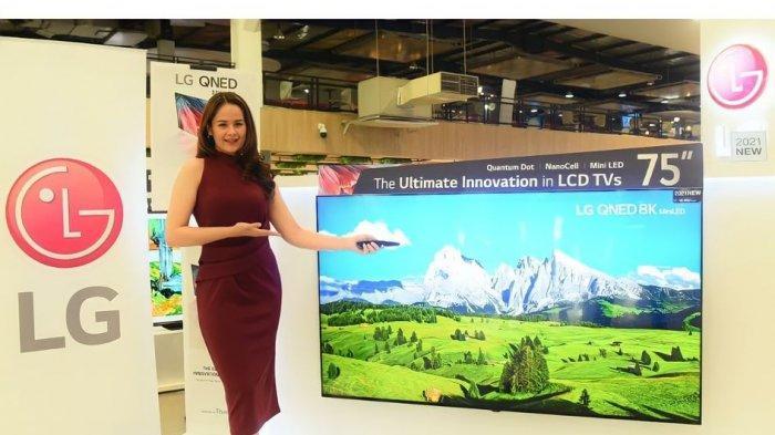 LG QNED Mini LED TV Akhirnya Rilis, Visual Layar Jadi Keunggulan Utama