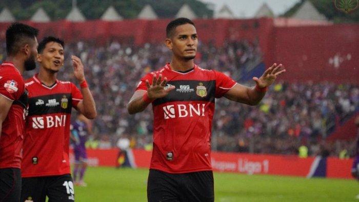Banyak Tawaran dari Klub Luar Negeri, Renan da Silva Pilih Bertahan di Bhayangkara Solo FC