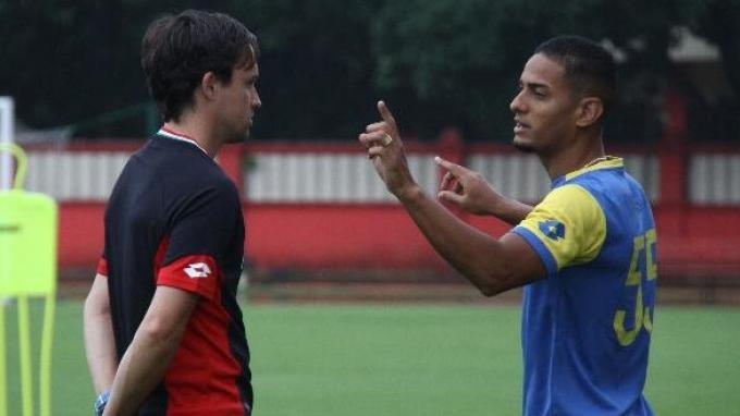 Renan da Silva Berlabuh di Bhayangkara FC