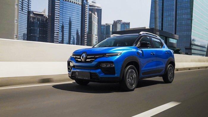 Renault Kiger luncur
