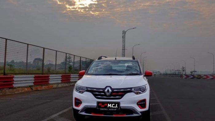 Renault Triber Edisi Khusus Ini Tampil Indonesia Banget