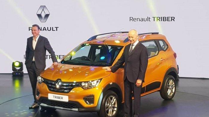 Pemesanan Renault Triber Dibuka, Booking Fee Kena Rp 5 Juta