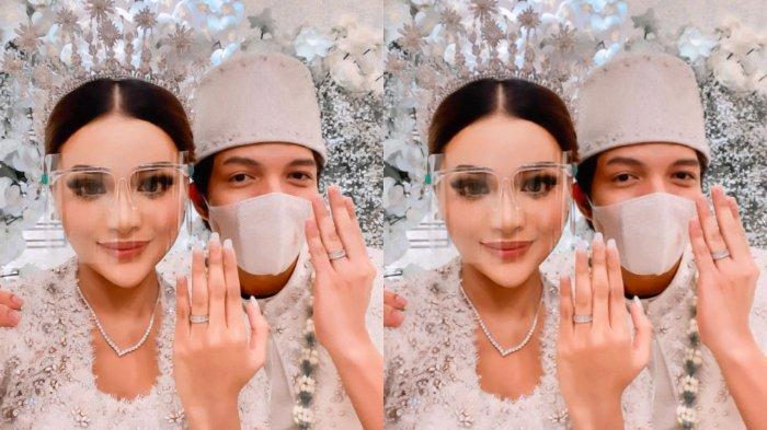 Postingan Pertama Atta Halilintar Setelah Resmi Nikahi Aurel Hermansyah: Selfie Suami dan Istri