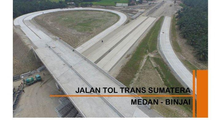 Pengerjaan Ruas Tol Medan-Binjai Terbengkalai, Wali Kota Binjai Lepas Tangan Soal Pembebasan Lahan
