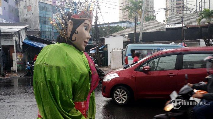Ikut Komentari Larangan Ondel-ondel Ngamen, Wagub DKI : Mereka Mengganggu