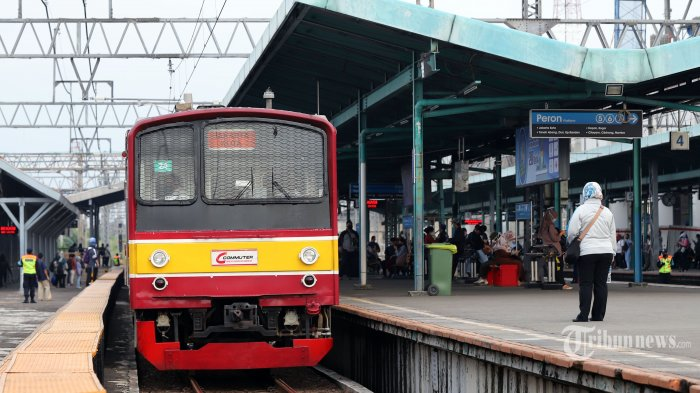 Usai Lebaran, KRL Kembali Beroperasi Secara Terbatas Mulai 26 Mei