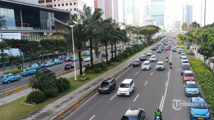 Ganjil Genap di Jakarta Mau Diterapkan Lagi, Ini 25 Ruas Jalan dan Jadwalnya
