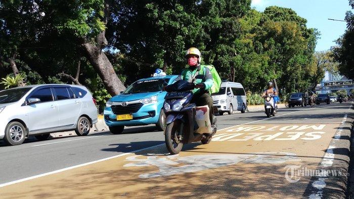 Aturan PSBB DKI Jakarta untuk Kendaraan Pribadi dan Transportasi Publik Mulai Senin, Selama 2 Minggu