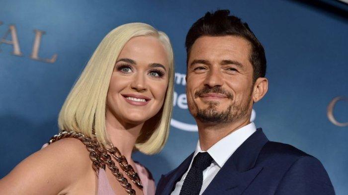 Katy Perry Akui Ada Gesekan Kecil dengan Orlando Bloom Setelah Mengumumkan Kehamilan
