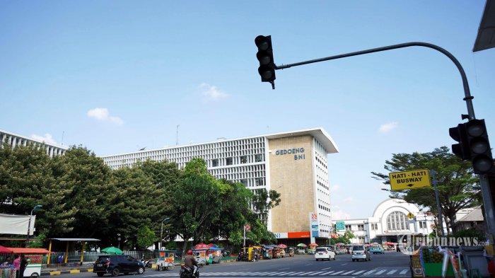 Ini Daftar 10 Titik Jalan di Jakarta yang Dilakukan Pembatasan Mobilitas Mulai Malam Nanti