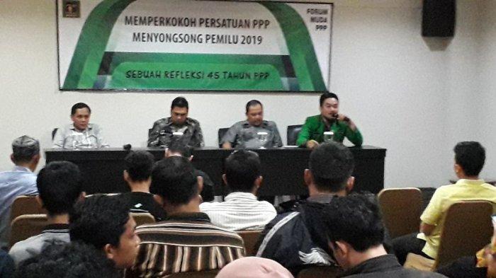 Rendhika: Kader Muda PPP Harus Dukung Kepengurusan yang Sah