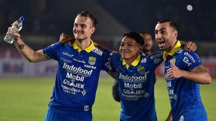 RESMI: Persib Bandung Coret 3 Pemain Asing, Artur Gevorkyan Termasuk, Dua Lainnya Siapa?