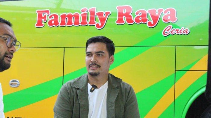 Reno Saputra, pemilik PO Family Raya_