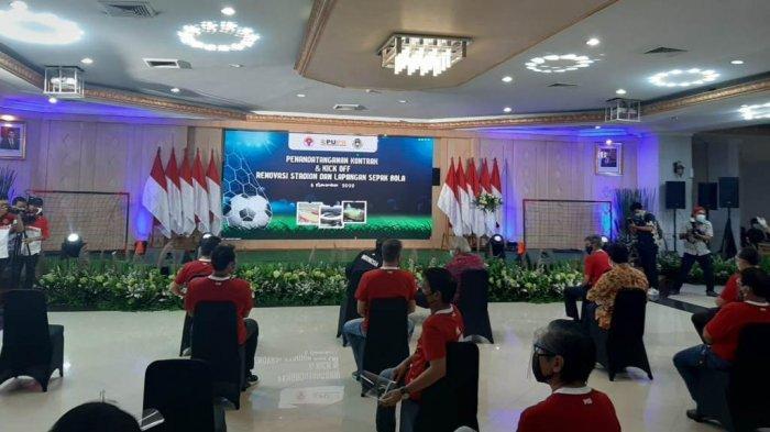 Renovasi Venue Piala Dunia U-20 2021 Akan Rampung Dalam Waktu 6 Bulan Kata Denis Hidayat Sumadilaga