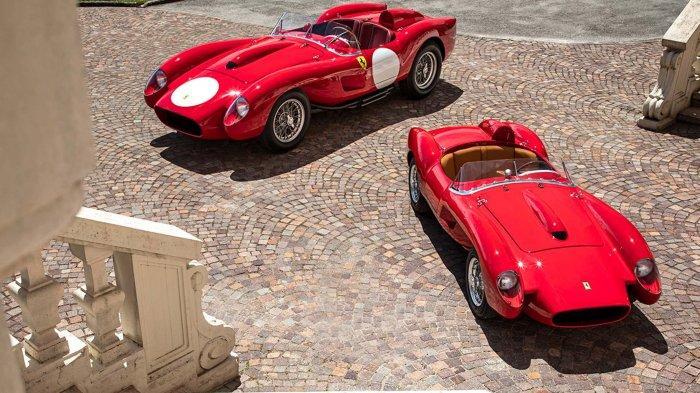 Mobil Listrik Sport Ferrari Testarossa Mini Rilis, Bisa Custom Eksterior