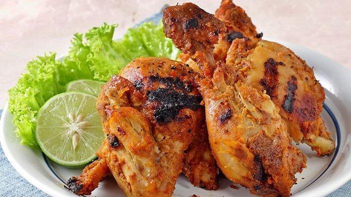 Resep Ayam Bakar Bumbu.