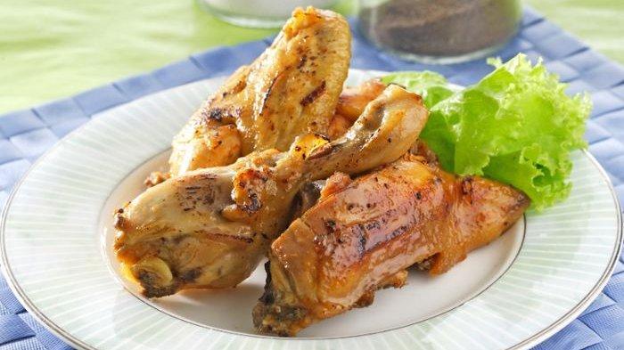 Resep Ayam Bakar Kecap Pedas Sederhana tapi Bumbunya Enak Luar Biasa!