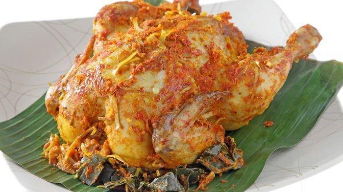 Resep Ayam Betutu Enak Super Enak