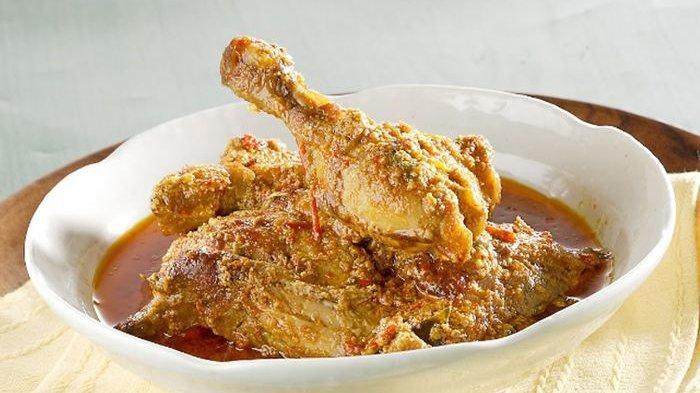 Rugi Kalau Melewatkan Resep Ayam Masak Santan Pedas Ini, Enaknya Keterlaluan!