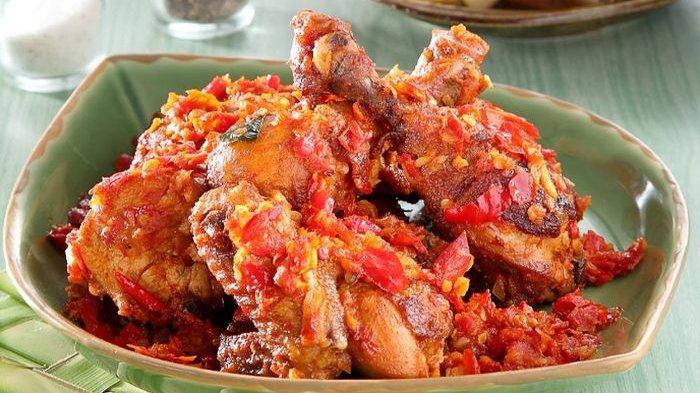 Pedas Gurihnya Resep Ayam Rica Ini Pasti Bikin Makan Susah Berhenti