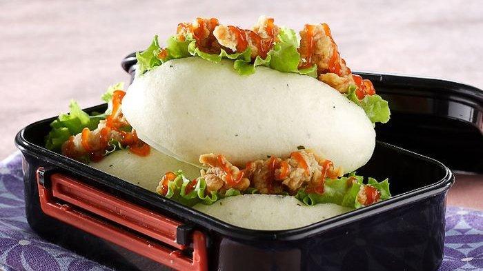 Resep Bakpao Ayam Renyah (Sajiansedap)