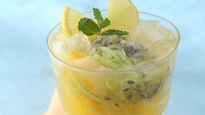 Resep Blewah Campur untuk Minuman Berbuka Puasa
