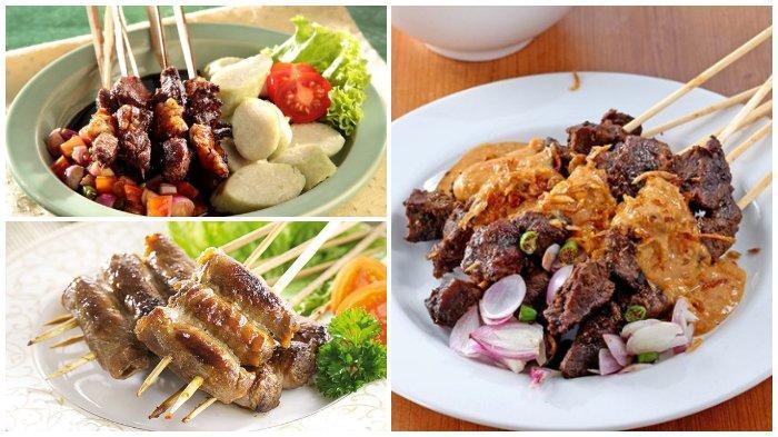 Resep Bumbu Sate Daging Kambing dan Sapi untuk Menu Idul Adha 2020, Mudah dan Praktis