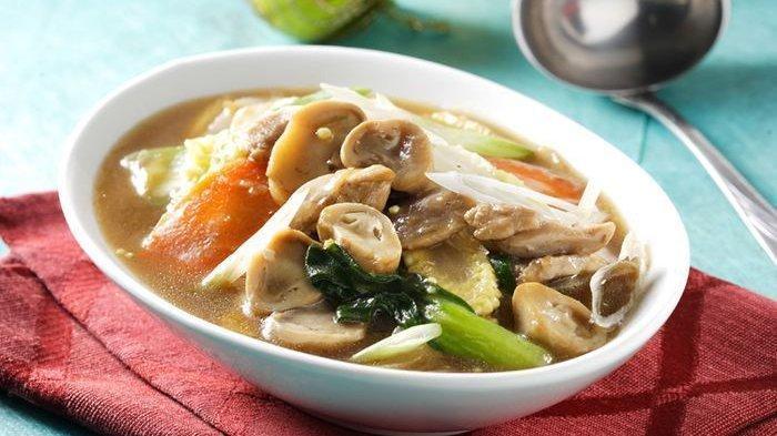 Resep Capcay Jamur Merang ala Chinese Food, Pasti Enak Siapapun yang Membuatnya