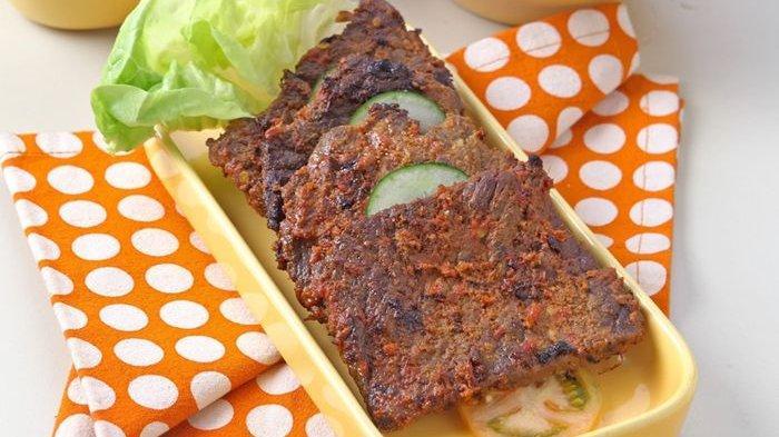Resep Daging Bakar Bumbu Padang