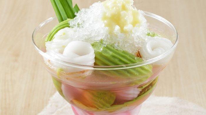 Resep dan Cara Mudah Membuat Es Kelapa, Minuman Pelepas Dahaga, Ada Es Kelapa Karamel