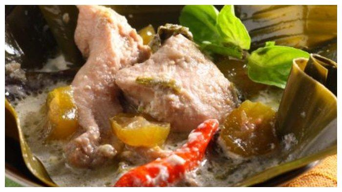 Cara Mudah Membuat Garang Asem Ayam, Cukup 90 Menit, Ini Bahan-bahannya