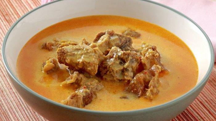Resep Gulai Daging untuk hidangan Idul Adha