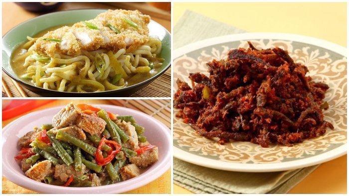 Resep Masakan Lebaran Mudah Diolah, Ada Rendang Suwir Kering hingga Kari Udon Katsu